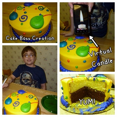 Cake Boss Birthday Cake from BJ&#39;s Wholesale Club