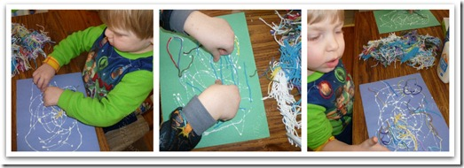 Creating Yarn Art