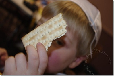 Want some matzah?