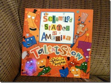 Scrambled States of America Talent Show