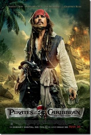 Pirates of the Caribbean - On Stranger Tides