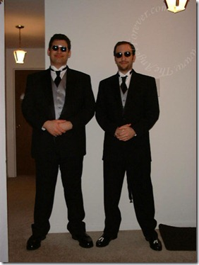 TechyDad and Best Man