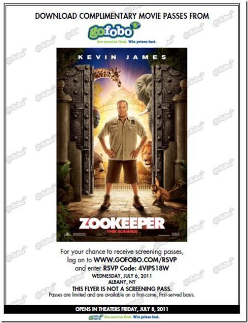 GOFOBO - ZooKeeper
