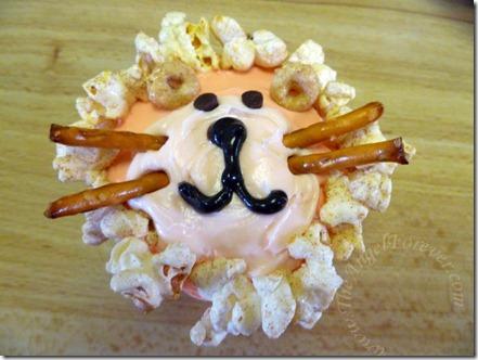Lion Cupcakes Prototype
