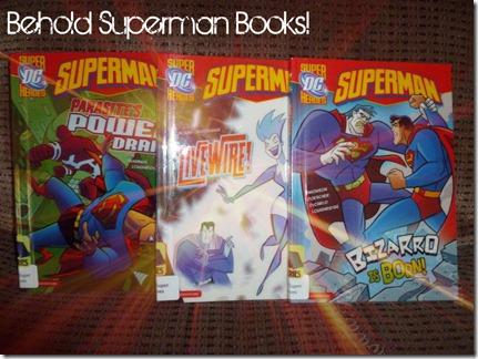 Superman Books