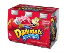 Danimals Smoothies