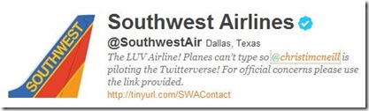 SouthwestAir on Twitter