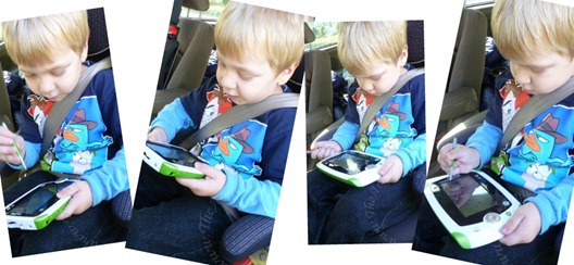 Loves LeapPad Learning