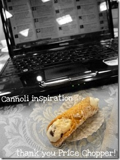 Cannoli Inspiration