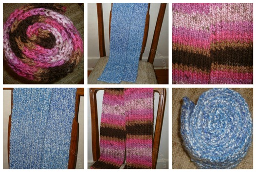 Chanukah Scarves