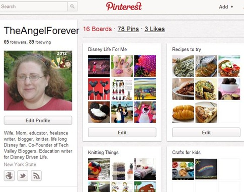 My Pinterest
