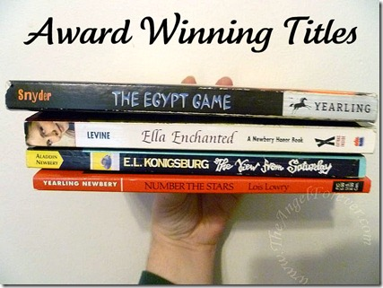 Newbery Titles
