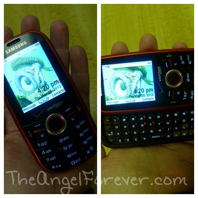 My old dumb phone