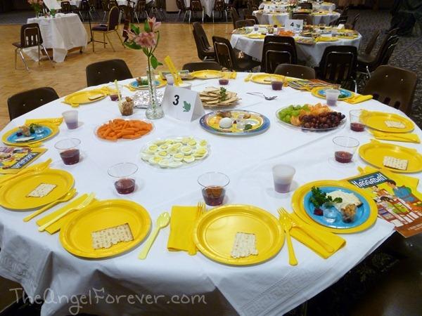 Preschool Celebrates Passover The Angel Forever