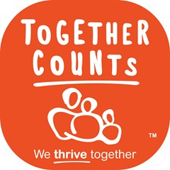 Together Counts Logo
