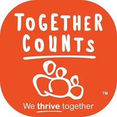 Together Counts Logo