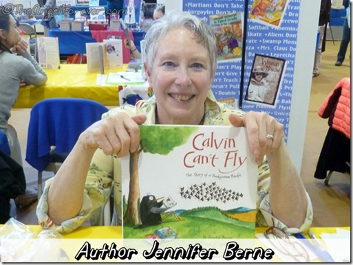 Author Jennifer Berne