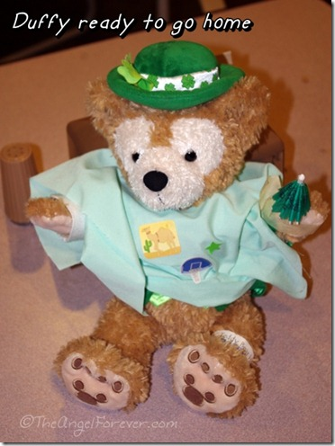 Duffy at the Teddy Bear Hospital