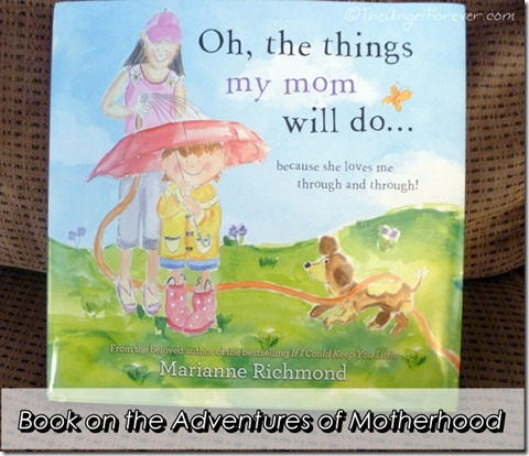 New book by Marianne Richmond about motherhood