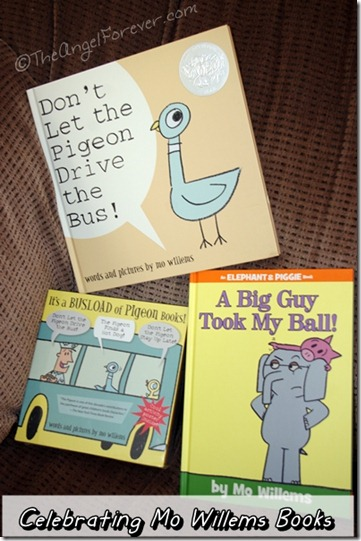 Celebrating Mo Willems Books