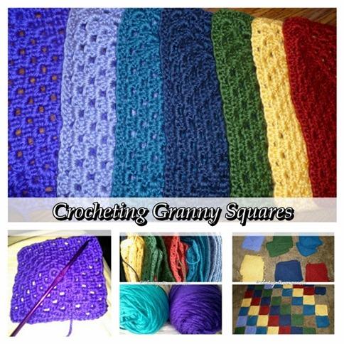 Free Crochet Granny Square Angel : Crochet Granny Square Invasion The Angel Forever