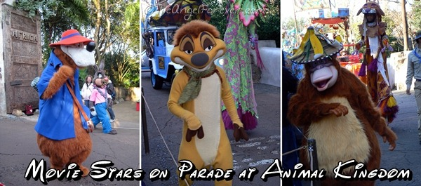 Character Movie Stars at Walt Disney World | The Angel Forever