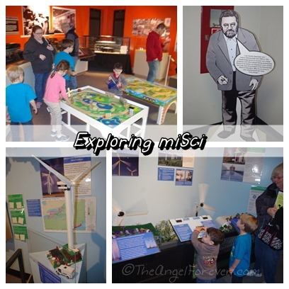 Exploring the miSci in Schenectady