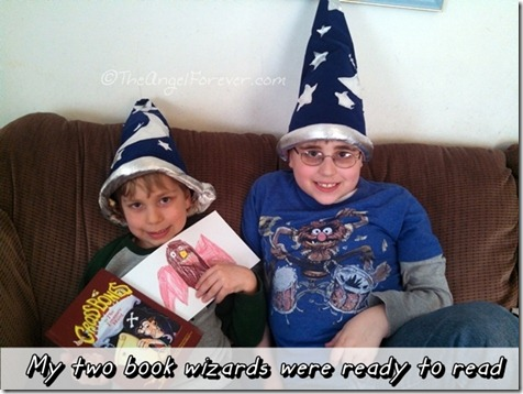 My Book Wizards after the Book Festival