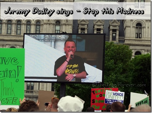 Jeremy Dudley - Stop this Madness