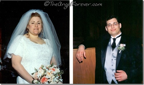 TheAngelForever marries TechyDad