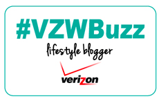 Verizon Lifestyle Bloggers