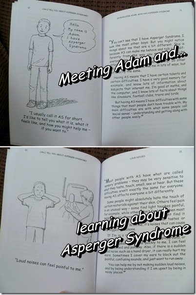 Learning about Asperger Syndrome