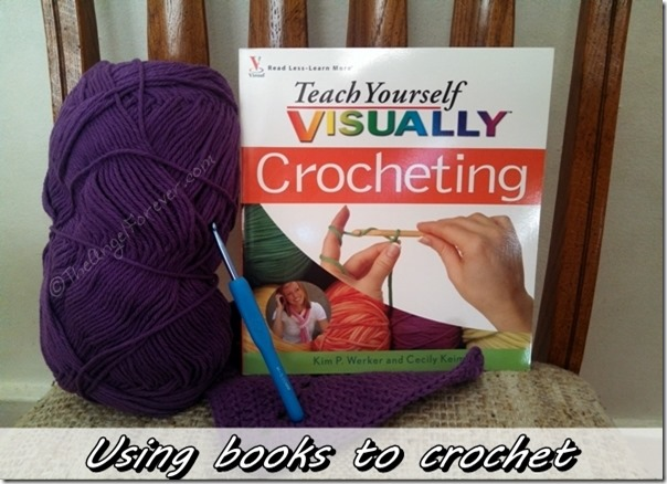 Books for crocheting