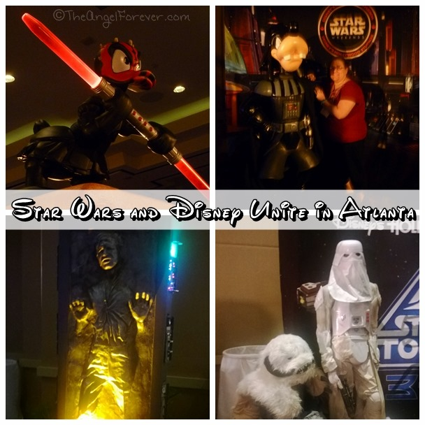 Star Wars and Disney Unite at TypeACon 2013