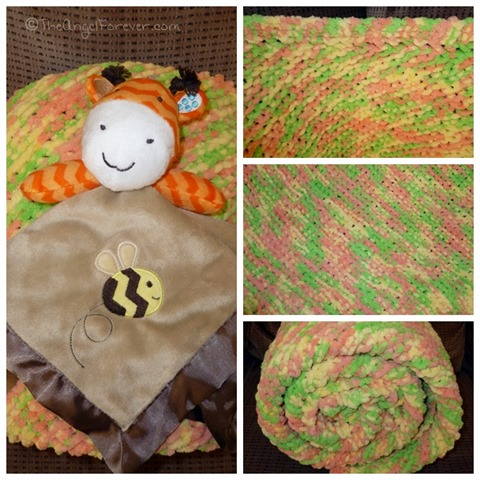 Knitting Pattern For You Are My Sunshine Blanket : Selecting Baby Blanket Yarn The Angel Forever