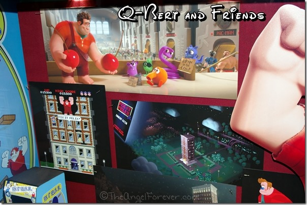Q-Bert in Wreck-it-Ralph