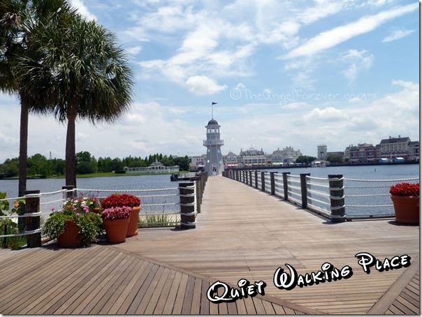 Yacht and Beach Club at Walt Disney World