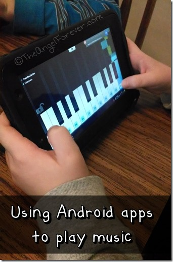 Android apps to play music