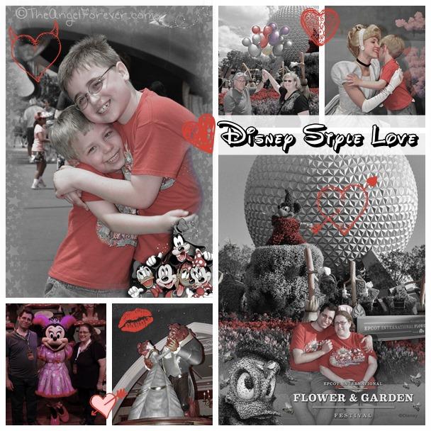 Disney Style Love