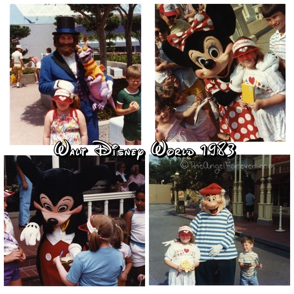 Disney World 1983
