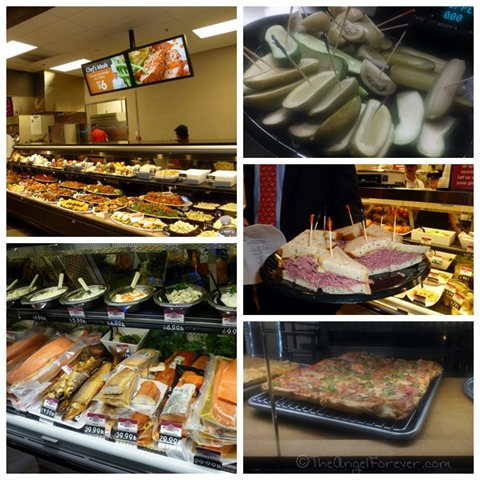 More food choices at Market Bistro by Price Chopper