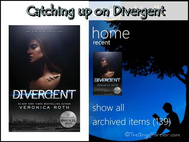Catching up on Divergent
