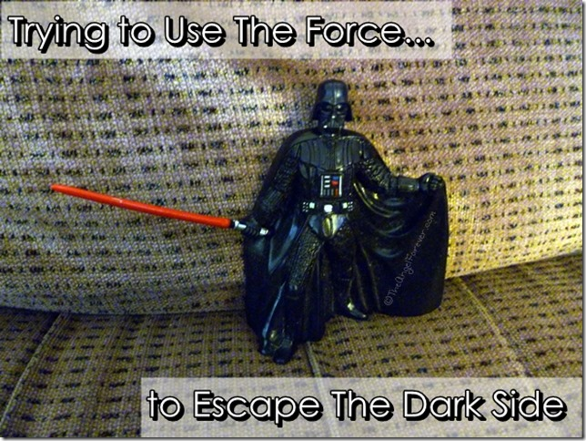The Force VS The Dark Side