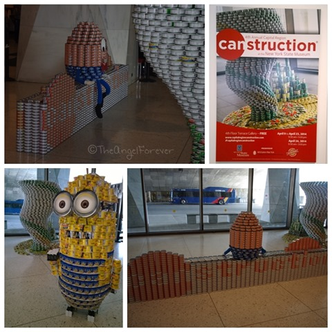 Capital Region Canstruction 2014