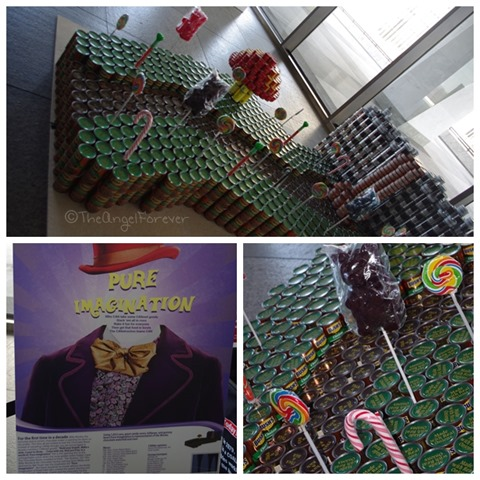 Capital Region Canstruction - Pure Imagination