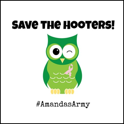 Save the Hooters  #AmandasArmy