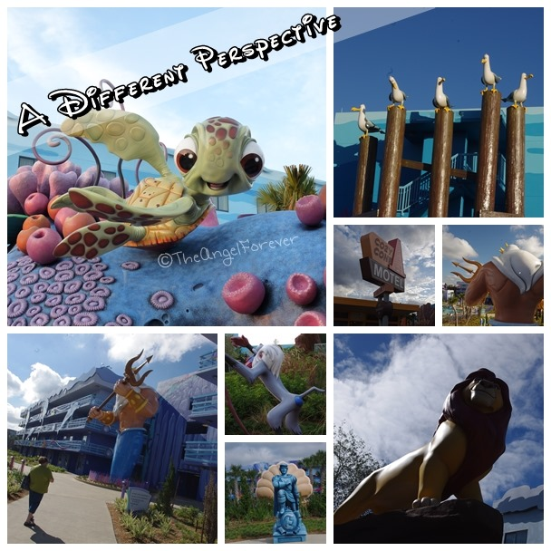 A Different Disney Perspective at the Art of Animation Resort