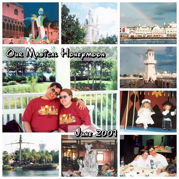 Magical Disney Honeymoon