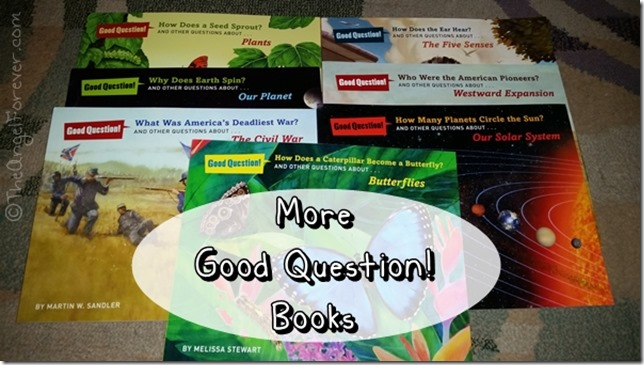 More from the Good Question! book series