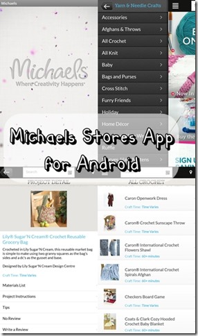 Michaels Stores App for Android